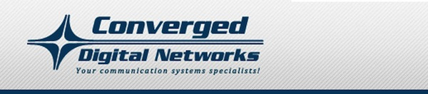 Converged Digital Networks Email Banner